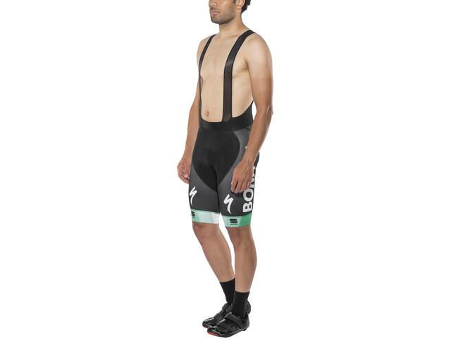 Sportful Bodyfit Pro LTD Bib Shorts Team Bora-HG Men black